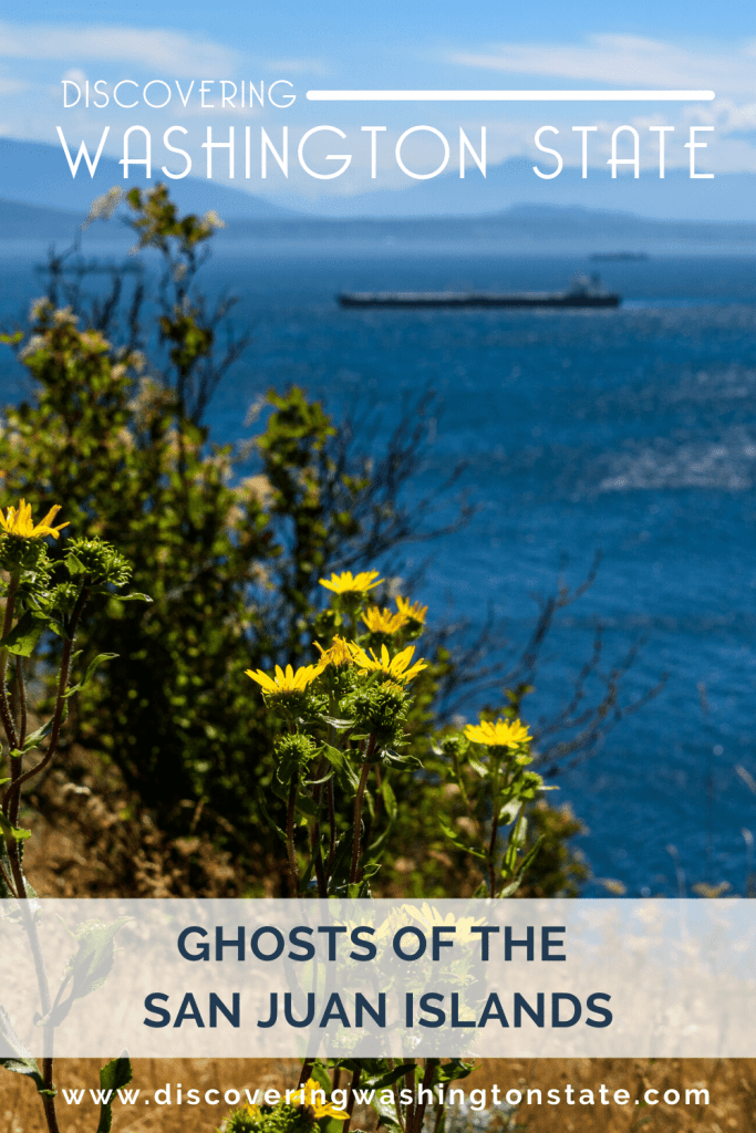 The supernatural world is just as intriguing as the natural world on San Juan and Orcas Island. Learn more. #supernatural #washingtonstate #discoveringwashingtonstate #travel #ghosts