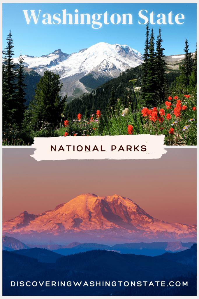 Washington State National Parks